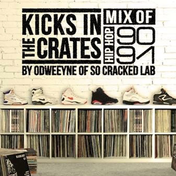 Kicks in the Crates- Supa Side & Phat Side